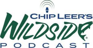 Chip leer's wildside podcast logo