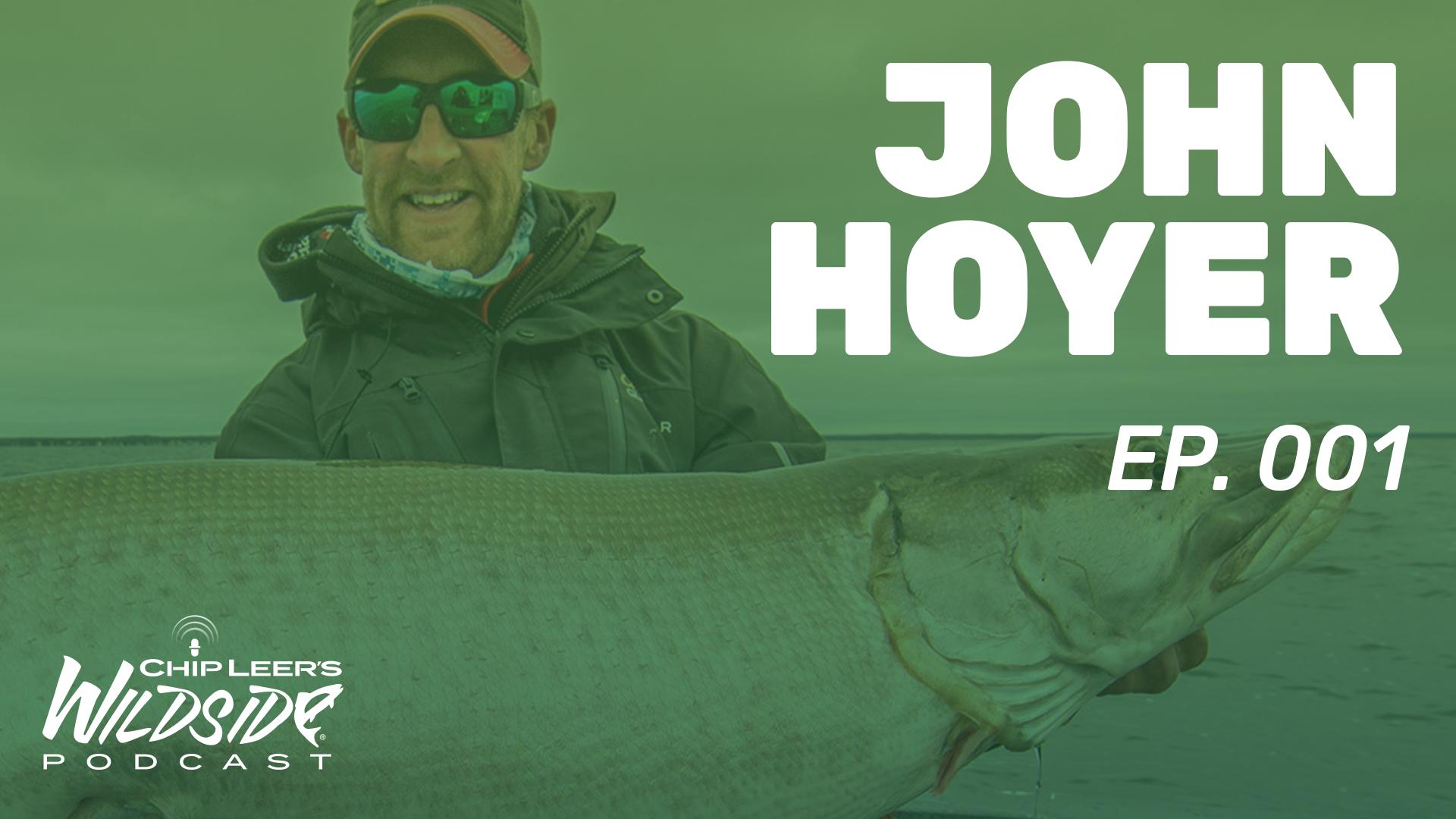 john hoyer episode 1 podcast cover
