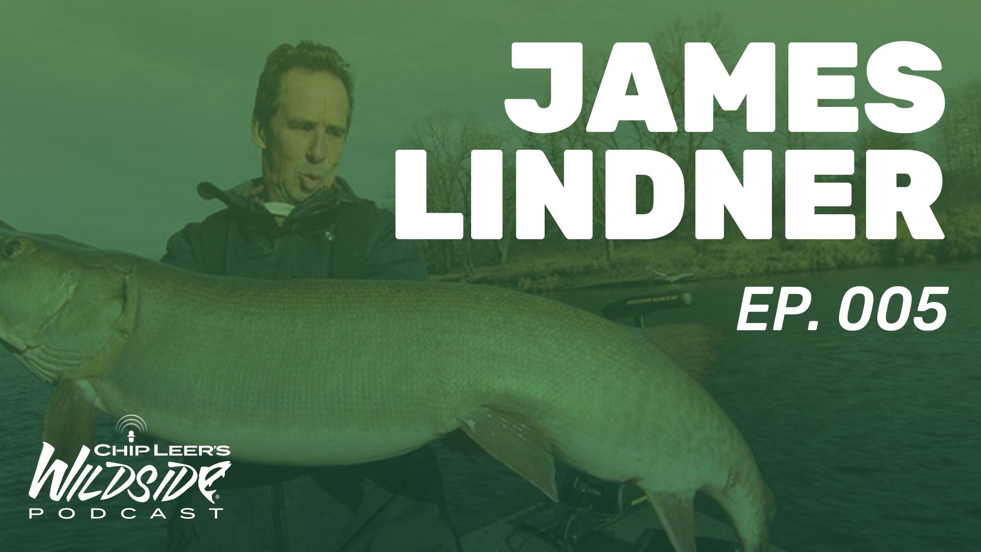 james lindner episode 5 podcast cover