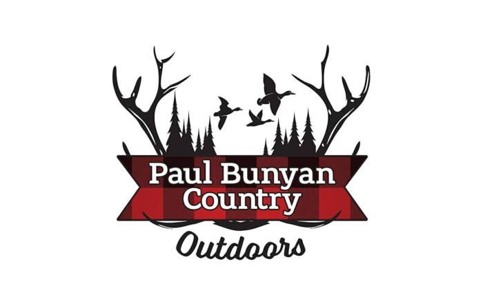 paul bunyan country outdoors logo