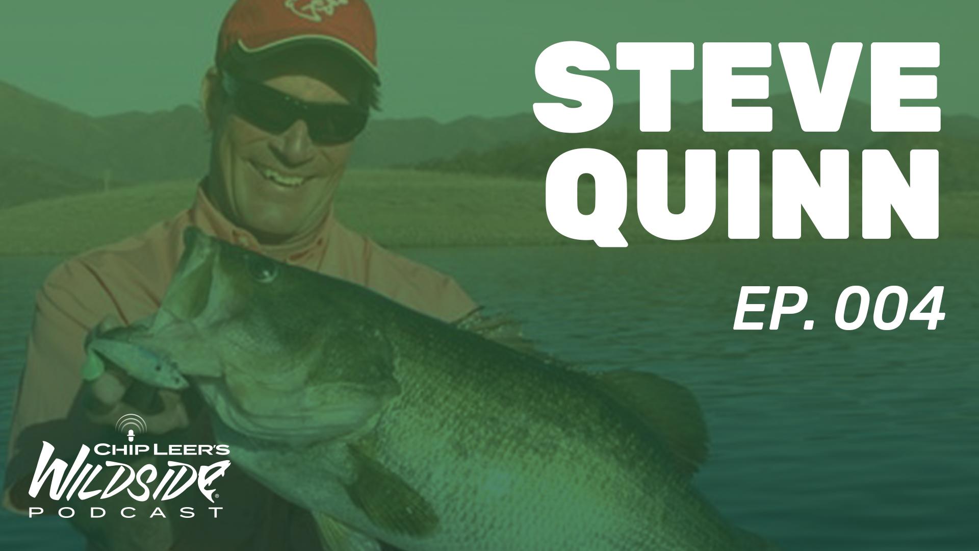 Steve Quinn Episode 4 podcast cover