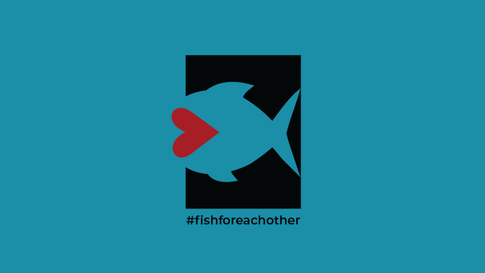 fish for each other logo