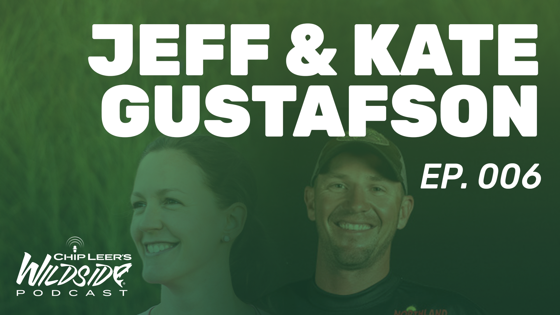 Jeff and Kate Gustafson podcast cover