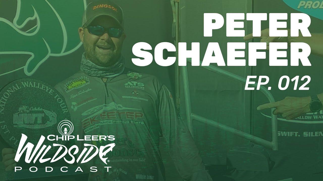National Walleye Tour Winner, Peter Schaefer